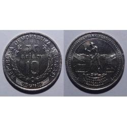 Madagaskar - 10 ariary - 1978