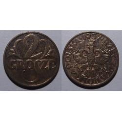II RP (1918-1939) - 2 grosze - 1937